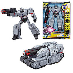 Трансформер Мегатрон Хасбро Transformers Cyberverse Action Attackers Ultimate Class Megatron