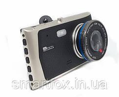 Автомобильный видеорегистратор T680 с камерой заднего вида