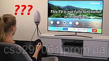 Разблокировка Smart на телевизорах Samsung