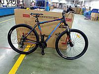 """Велосипед Crosser Grim*21 29"""" горный алюминиевый черный, фото 1"""