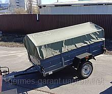 Причеп до автомобіля Лев 22 АРМ 1250 кг новий