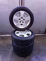 Шини на дисках  Barum  16x6 1/2 JJ 40 Nissan Primera ( 205 \ 60 \  R16  ) 6мм , 12р.