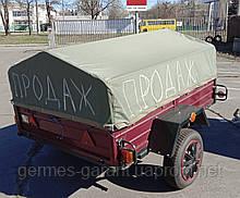 Причеп до автомобіля Лев 18 АРМ 750 кг новий