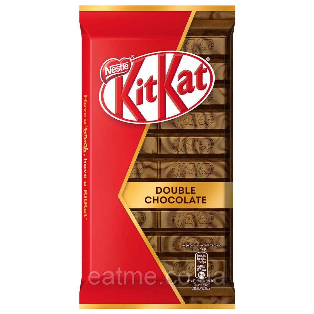 Шоколад Nestle KitKat Senses Double Chocolate