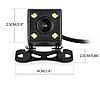 Камера заднего вида для автомобиля SmartTech A101 LED Лучшая Цена!, фото 3