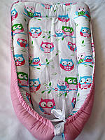 Кокон для новорожденных Совушки