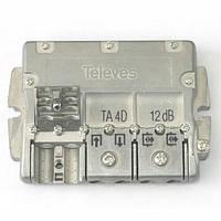 Відгалужувач TAP4/16dB (5-2400МГц) - 5445