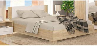 Кровать двухспальная Маркос 1600 Мебель-Сервис