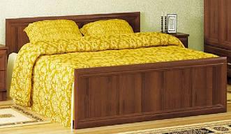 """Кровать двухспальная """"Соната"""" 1600 Мебель-Сервис"""