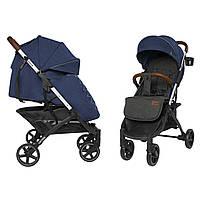 Прогулочная коляска для ребенка CARRELLO Astra CRL-5505 Ocean Blue
