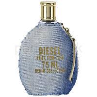 Оригинал Diesel Fuel For Life Denim Collection Femme 75ml edt Дизель Фул фо Лайф Деним Коллекшн Фемме