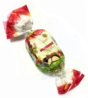 Батончик Marzipan Ei Goldora Zartbitterschokolade 175 g, фото 2