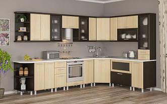 """Кухня """"Тера +"""" 2.0 Мебель-Сервис"""