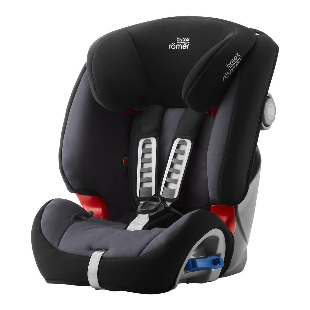 Автокресло BRITAX-ROMER MULTI-TECH III Группа 1/2