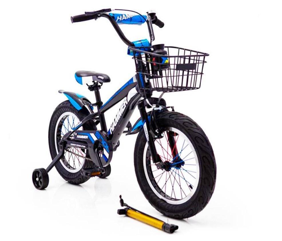 """Велосипед 16 """"HAMMER"""" S700 Красный"""