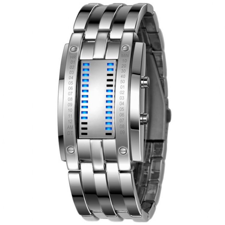 Skmei 0926 серебристые мужские оригинальные часы