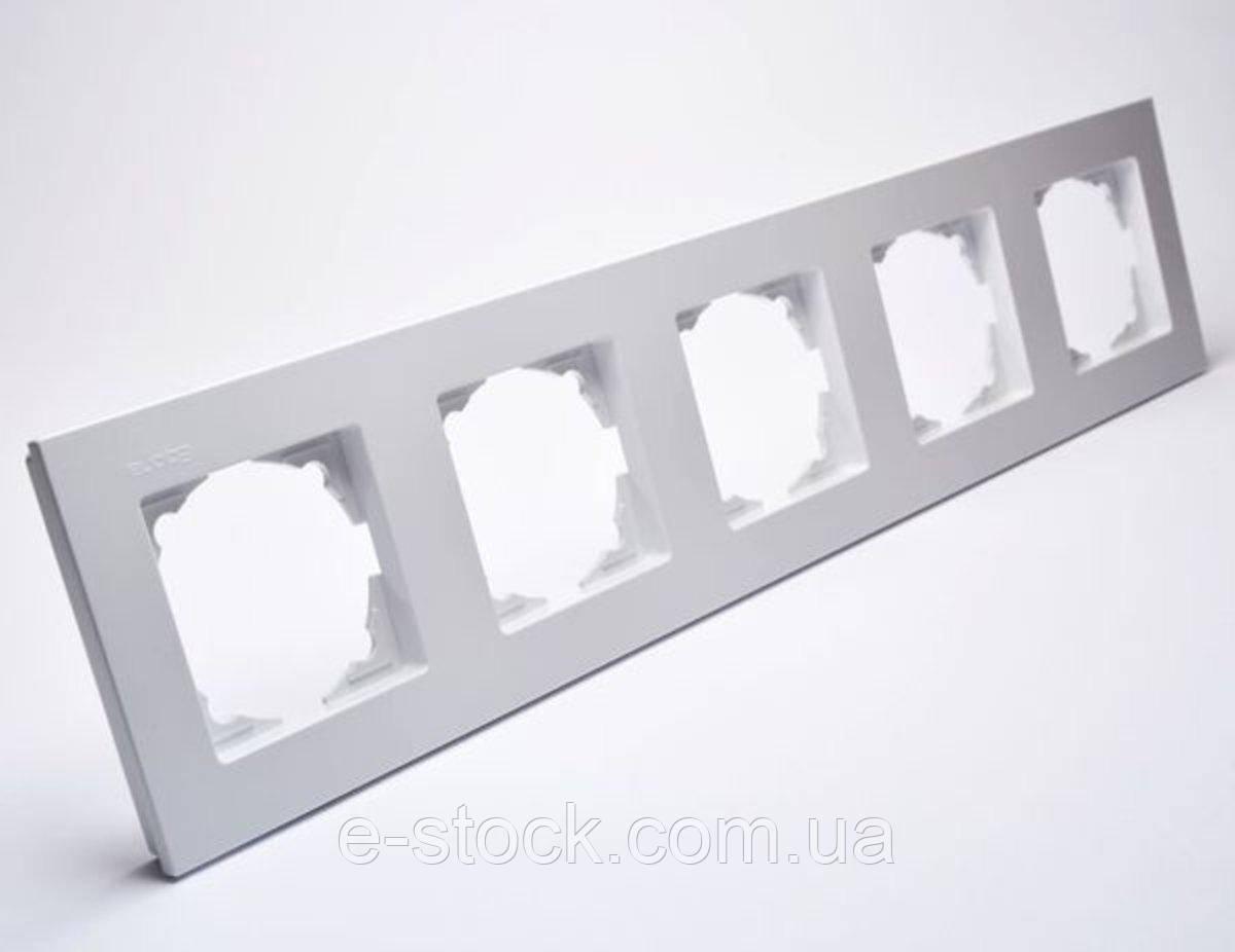 Eqona рамка 5-я  белая