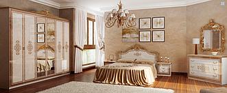 Спальня Дженифер 3Д Миромарк