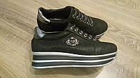 Женские кроссовки никель 170, фото 1
