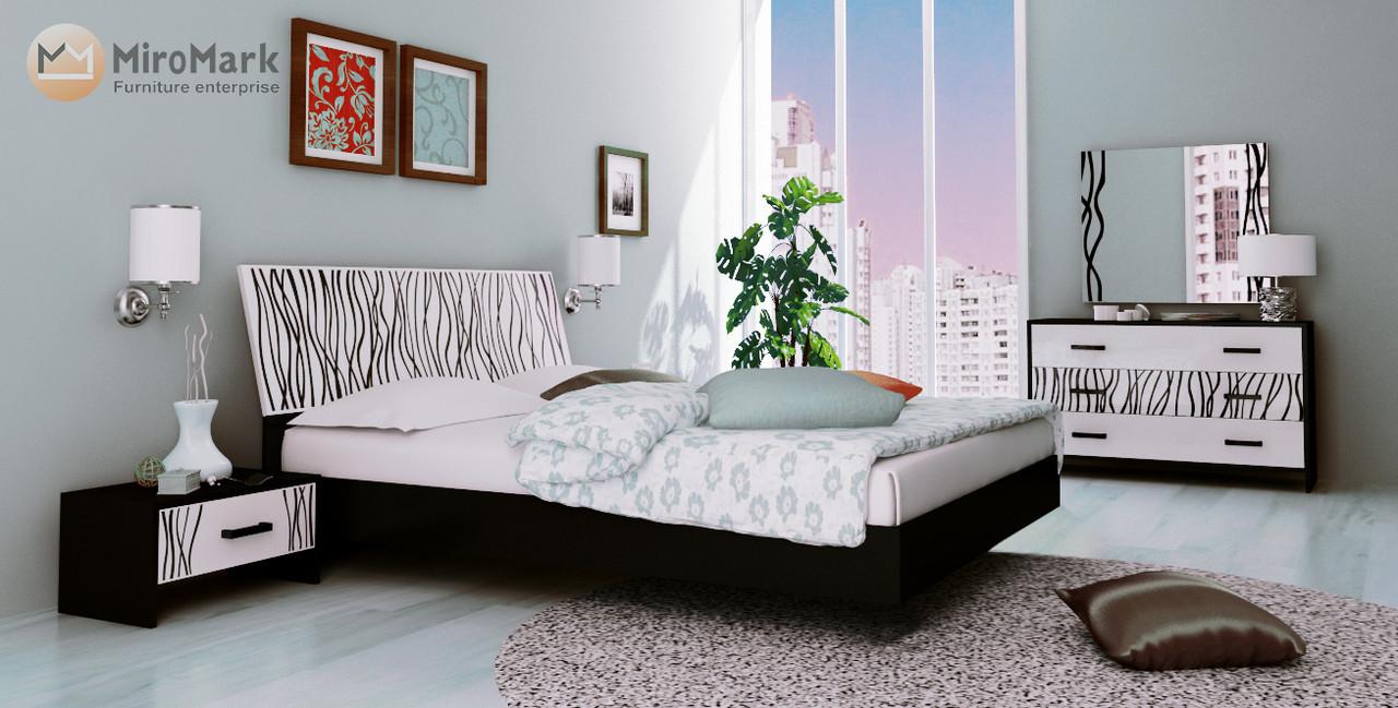 Спальня Терра 4Д Миро-марк
