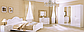 Спальня Футура 3Д (Глянец Белый) Миромарк, фото 2