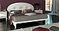Кровать двуспальная Империя 160  Миромарк, фото 2