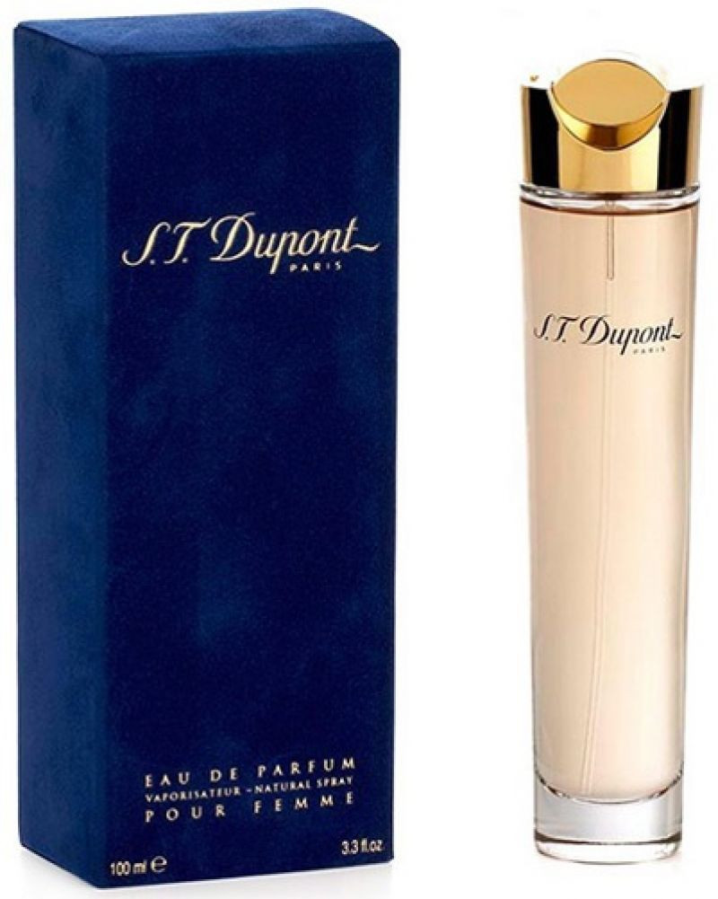 Оригінал S. T. Dupont pour Femme 30ml edp Дюпон пур Фем