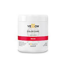 "YELLOW COLOR CARE Маска для волосся ""Захист кольору"" 1000 мл"
