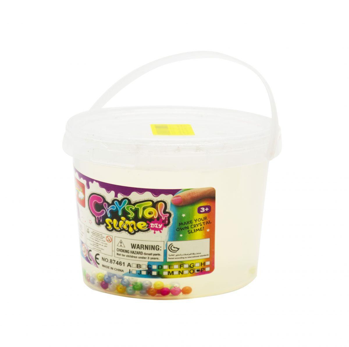 "Слайм ""Sparkle Jelly"" (0,5 л) Белый"