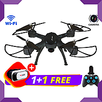 Квадрокоптер (Дрон) D11 c WiFi Камерой,  Drone, летающий дрон, фото 1