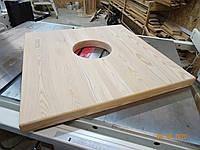 Мебельный щит массив  Лиственница, столешница из дерева под мойку, фото 1