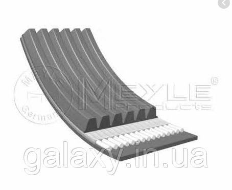 Ремень 6PK2050 генератора поликлиновый ручейковый