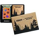 Зажигалка Zippo Woodchuck Leaves, 29903, фото 7