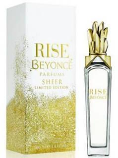 Оригінал Beyonce Rise Sheer 100ml edp Бейонсе Райз Шир