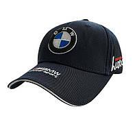 Мужская кепка БМВ Моторспорт синий