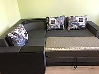 Кутовий диван Кама Провентус Статус 255x185 см Сірий, фото 1