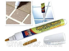 Grout-Aide Grout & Tile Marker карандаш-маркер для закрашивания для швов плитки, фото 2