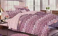Комплект постельного белья двуспальный евро 200*220, сатин, TM Krispol (622.1905)