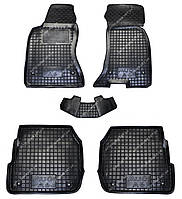 Коврики в салон для Audi A6 (C5) 1998-2005 полиуретан (AVTO-Gumm)
