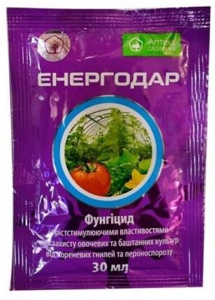 Фунгицид Энергодар / Енергодар  30 мл, Укравит