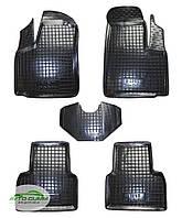 Коврики в салон для авто FIAT Doblo (2001>) полиурентан ( AVTO-Gumm )