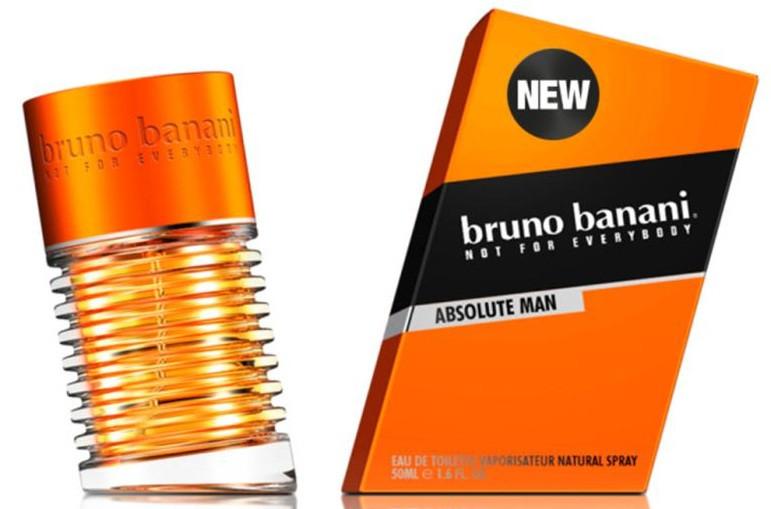 Оригінал Bruno Banani Absolute Man edt 50ml Бруно Банани Абсолют Мен