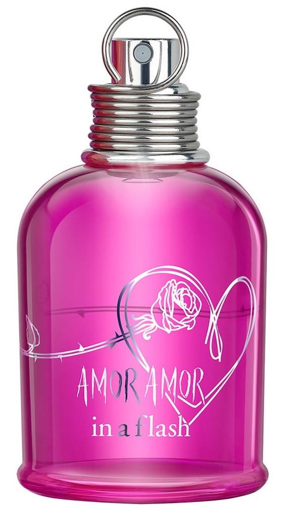 Оригінал Cacharel Amor Amor In a Flash edt 100ml Кашарель Амор Амор Ін Флеш
