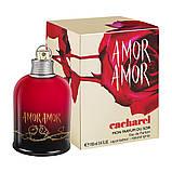 Оригинал Cacharel Amor Amor Mon Parfum Du Soir 100ml edp Кашарель Амор Амор Мон Парфюм Де Суар, фото 2