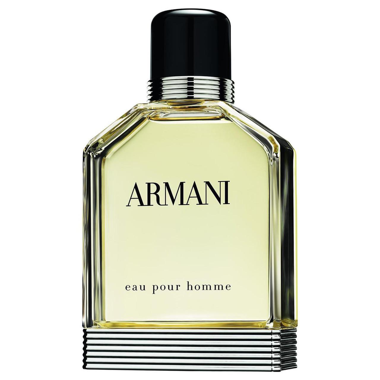 Оригінал Giorgio Armani Eau Pour Homme edt 100ml (стильний, класичний, глибокий, багатогранний)