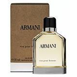 Оригінал Giorgio Armani Eau Pour Homme edt 100ml (стильний, класичний, глибокий, багатогранний), фото 4