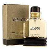 Оригінал Giorgio Armani Eau Pour Homme edt 100ml (стильний, класичний, глибокий, багатогранний), фото 5