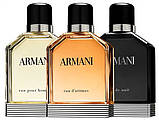 Оригінал Giorgio Armani Eau Pour Homme edt 100ml (стильний, класичний, глибокий, багатогранний), фото 8