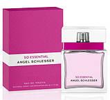 Женский парфюм Angel Schlesser So Essential 100ml edt (жизнерадостный, яркий, романтичный, игривый, солнечный), фото 3