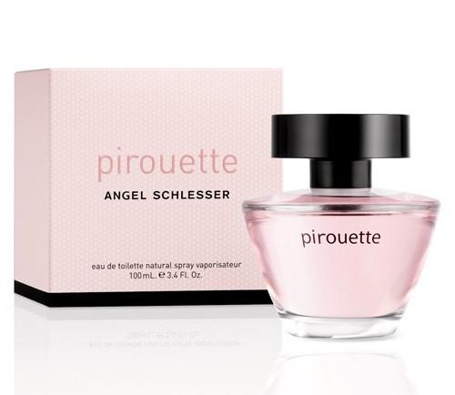 Angel Schlesser Pirouette edt 50ml (жіночний, вишуканий, красивий, витончений)